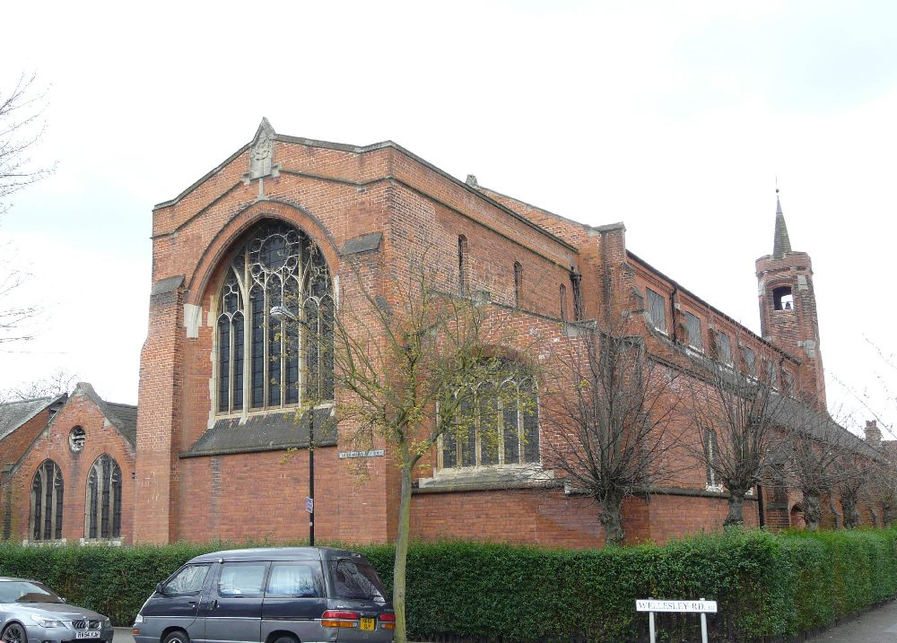 St Barnabas Church Walthamstow exterior