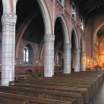 St Barnabas Church Walthamstow interior looking east