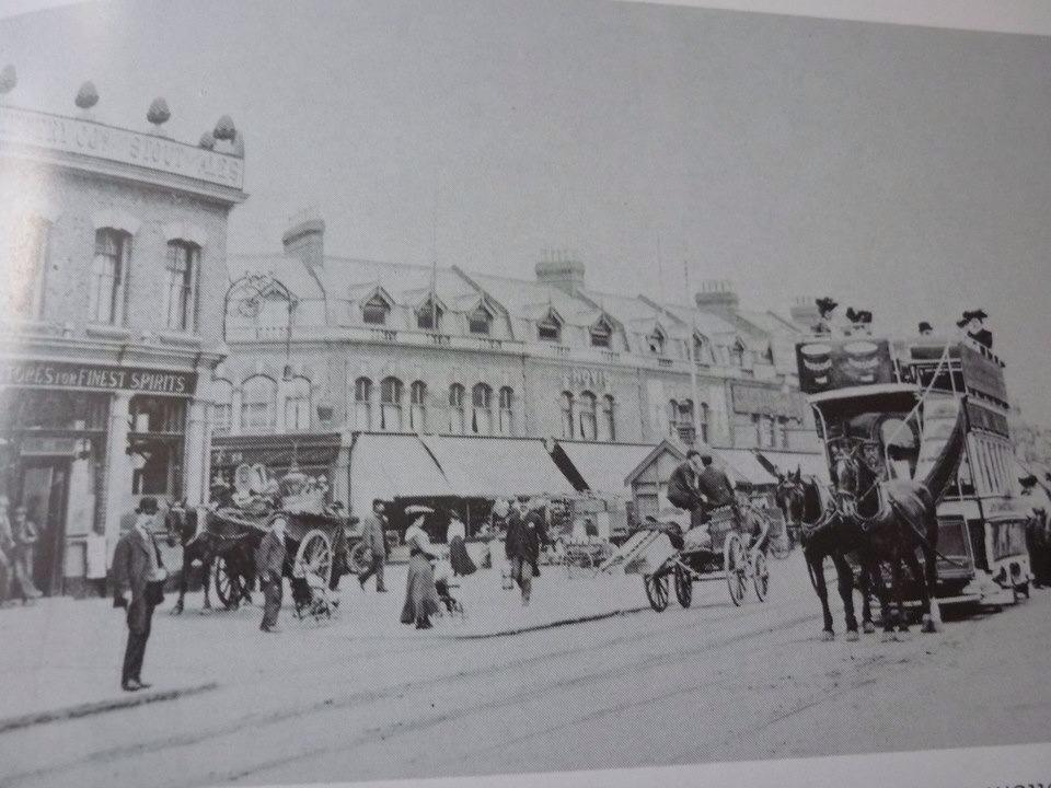 Bakers Arms c1910