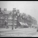 Hoe Street / Albert Road 1914