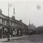 Hoe Street / Queens Road 1915