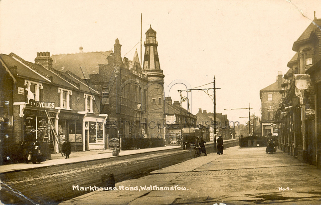 Markhouse Road