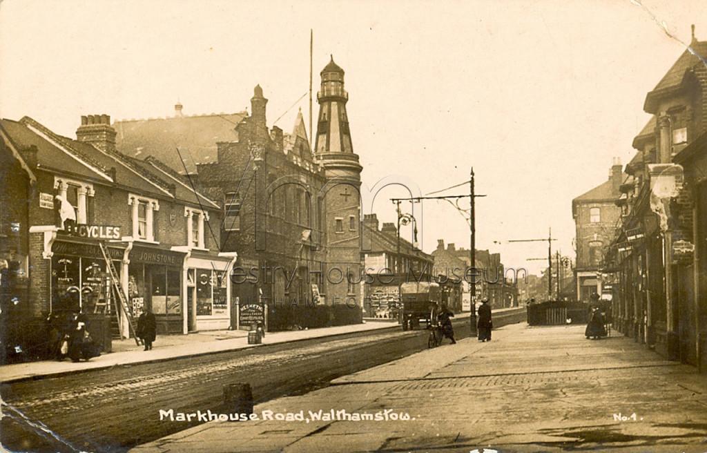 Markhouse Road