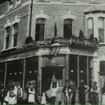 Common Gate Pub, Markhouse Road c1910