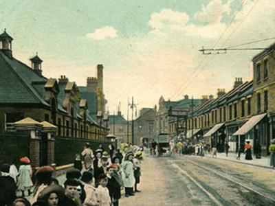 Marsh Street