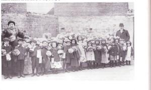free school meals 1900