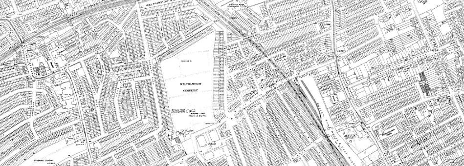 OS Map - 1911