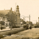 Markhouse Road in c1917