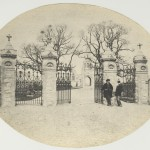 Queen's Rd Cemetery exterior 1872 opening day