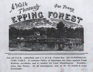 Advertisement for Epping