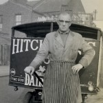 Hitchman's Milk Float
