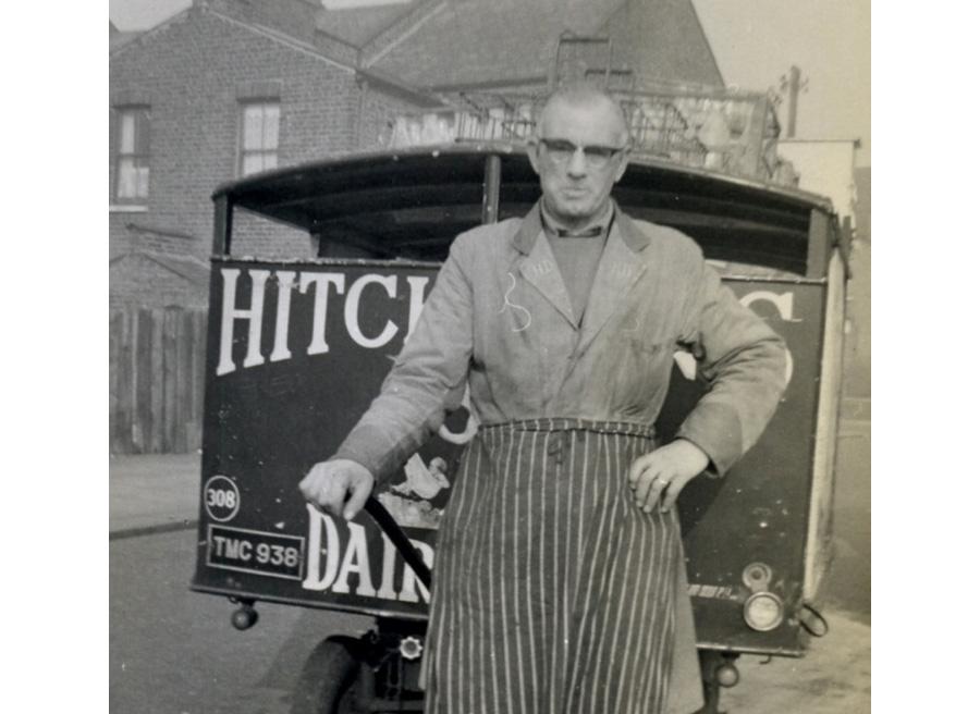 Hitchman's Milk Float