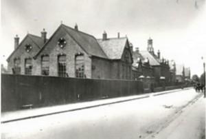 School Gamuel Road 1905