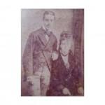 Emma Edith (Rance) and Henry John Dyson