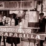 Sarsaparilla stall Spitalfields
