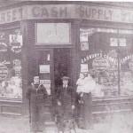 Somerset Road shop