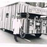 Walthamstow Carnival 1969 Hitchman's Dairies Float