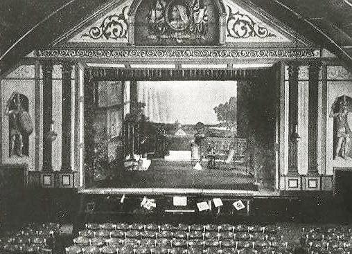Granada main auditorium probably during Walthamstow Pageant